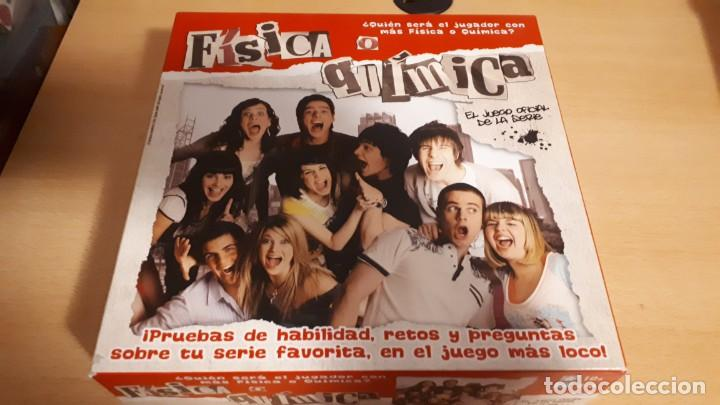 FISICA Y QUIMICA- BORRAS 2009 (Juguetes - Juegos - Juegos de Mesa)