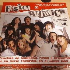 Juegos de mesa: FISICA Y QUIMICA- BORRAS 2009. Lote 194237163