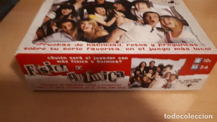 Juegos de mesa: FISICA Y QUIMICA- BORRAS 2009 - Foto 2 - 194237163