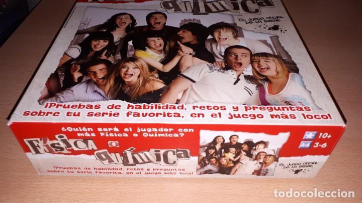 Juegos de mesa: FISICA Y QUIMICA- BORRAS 2009 - Foto 3 - 194237163