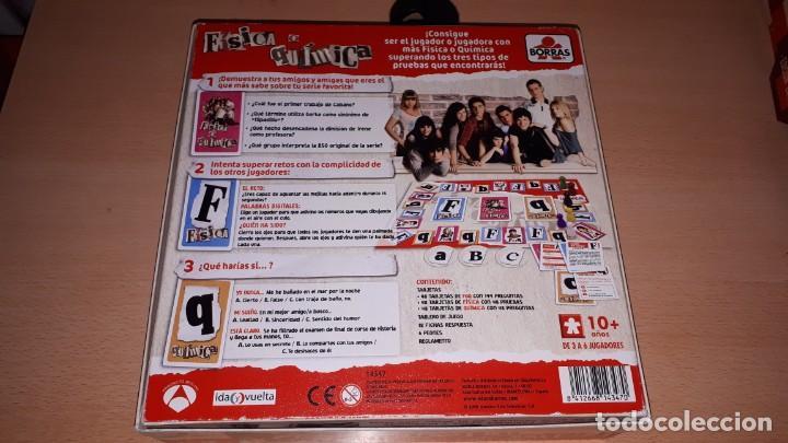 Juegos de mesa: FISICA Y QUIMICA- BORRAS 2009 - Foto 5 - 194237163