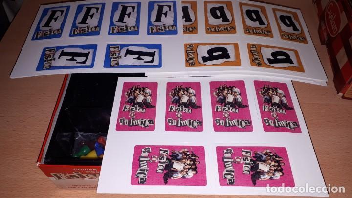 Juegos de mesa: FISICA Y QUIMICA- BORRAS 2009 - Foto 14 - 194237163