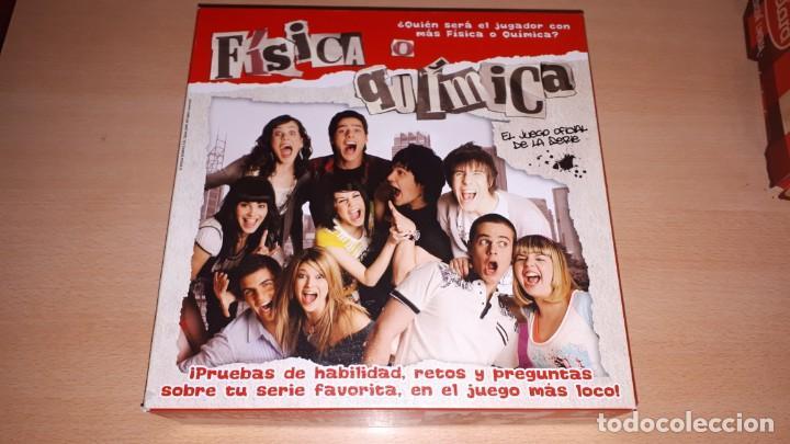 Juegos de mesa: FISICA Y QUIMICA- BORRAS 2009 - Foto 15 - 194237163