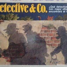 Juegos de mesa: * JU01 - JUEGO DE MESA - DETECTIVE & CO. . Lote 194264960