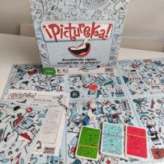 Juegos de mesa: PICTUREKA PARKER. Lote 194276013