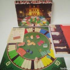 Juegos de mesa: JUEGO COMPLETO DE LA DAMA MILLONARIA DE EDUCA 1983. Lote 194321593