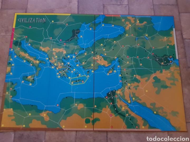 Juegos de mesa: CIVILIZATION Avalon Hill 1982 completo en muy buen estado - Foto 2 - 194322793