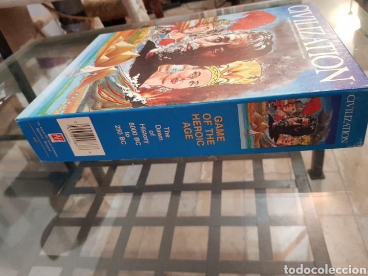 Juegos de mesa: CIVILIZATION Avalon Hill 1982 completo en muy buen estado - Foto 8 - 194322793