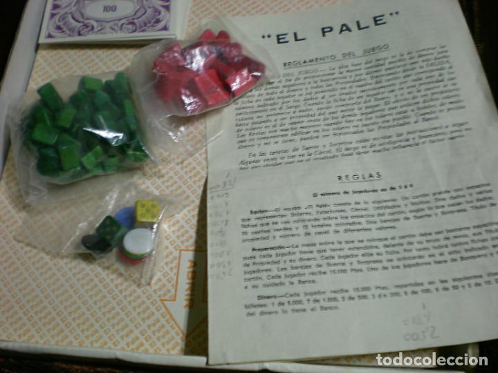 Juegos de mesa: ANGIUO JUEGO DE MESA EL PALÉ - Foto 3 - 194353551
