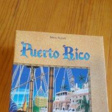 Juegos de mesa: PUERTO RICO ANDREAS SEYFARTH. Lote 194361417