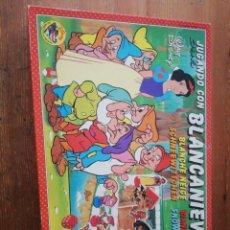 Juegos de mesa: JUGANDO CON BLANCANIEVES. EDUCA. . Lote 194370188