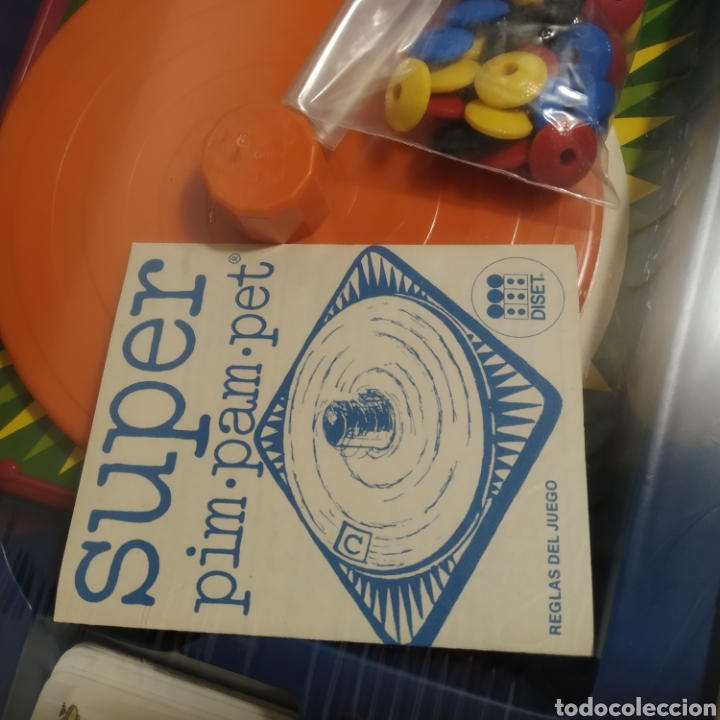 Juegos de mesa: SUPER PIM PAM PET juego de DISET, S.A. - JUMBO año 1979 - Precintado - Foto 4 - 194485142