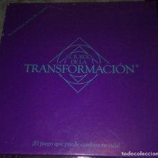 Jogos de mesa: EL JUEGO DE LA TRANSFORMACIÓN. Lote 194492685