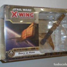 Juegos de mesa: DIENTE DE PERRO PACK DE EXPANSION STAR WARS X-WING - FANTASY FLIGHT GAMES OFERTA (ANTES 39,95 €). Lote 194506893