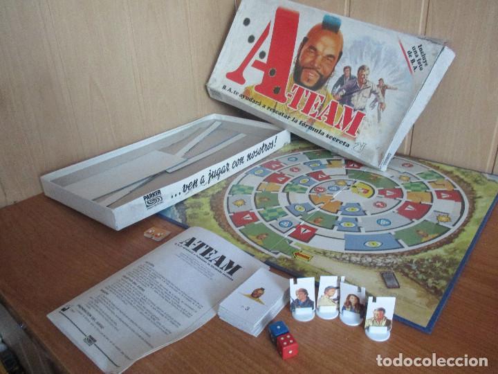 Juegos de mesa: JUEGO DE MESA DE EL EQUIPO A (PARKER) - Foto 2 - 194524142