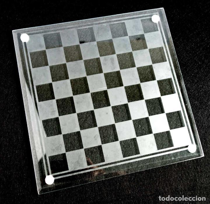 Juegos de mesa: AJEDREZ DE CRISTAL CON CAJA - Foto 5 - 194526726