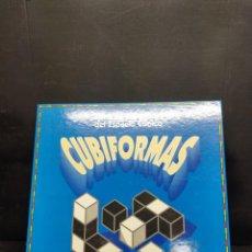 Juegos de mesa: CUBIFORMAS DE TRI-O-NE. Lote 194536936