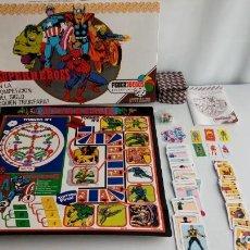 Juegos de mesa: SUPERHEROE. FEBER. Lote 194565346