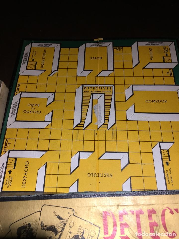 """Juegos de mesa: Detectives juego """"el caso todo ojos """" - Foto 3 - 194566735"""
