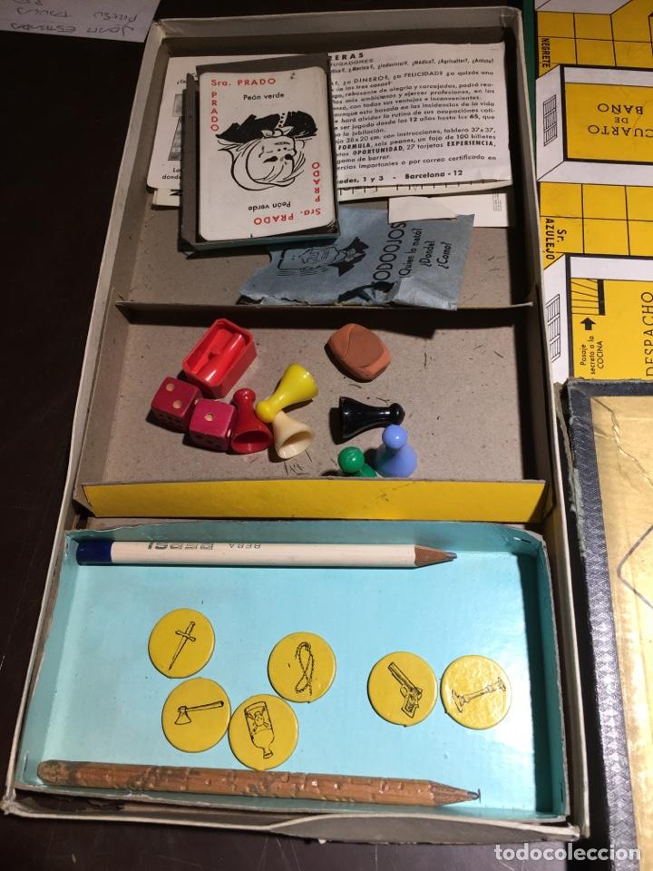 """Juegos de mesa: Detectives juego """"el caso todo ojos """" - Foto 4 - 194566735"""