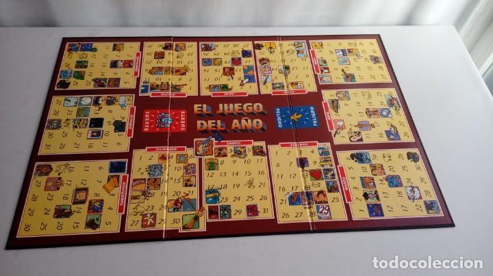 Juegos de mesa: El juego del año Borras. No esta completo. - Foto 3 - 194566895
