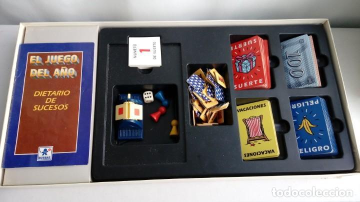 Juegos de mesa: El juego del año Borras. No esta completo. - Foto 4 - 194566895
