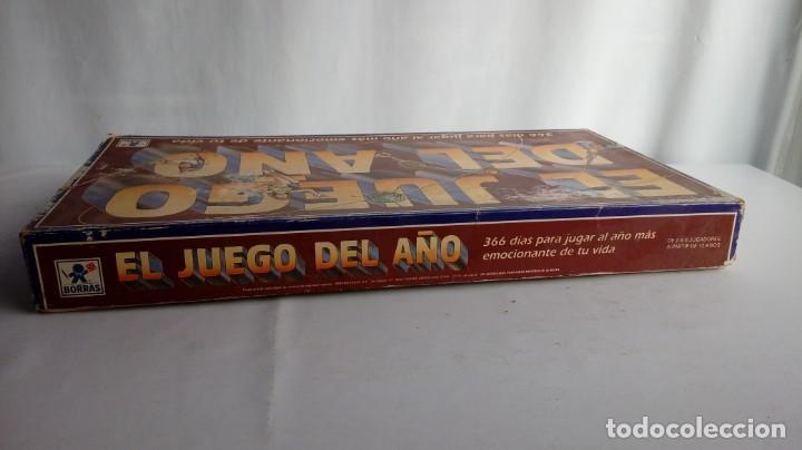 Juegos de mesa: El juego del año Borras. No esta completo. - Foto 5 - 194566895