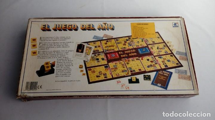 Juegos de mesa: El juego del año Borras. No esta completo. - Foto 14 - 194566895