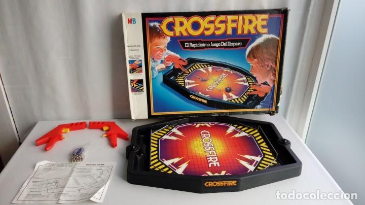 CROSSFIRE MB. (Juguetes - Juegos - Juegos de Mesa)