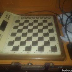Juegos de mesa: AJEDREZ ELECTRONICO CHESS CHALLENGER, AÑOS 80. FUNCIONA BIEN.. Lote 194589575