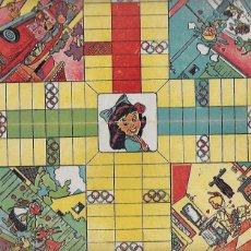 Juegos de mesa: TABLERO JUEGO DE MESA. DIB. KARPA. Lote 194609248