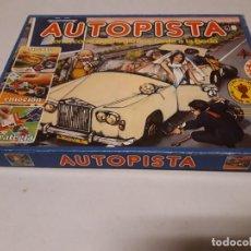 Juegos de mesa: AUTOPISTA JUEGO. Lote 194622306