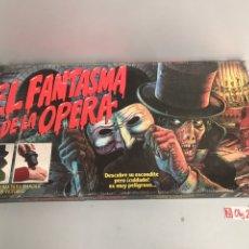 Juegos de mesa: JUEGO DE EL FANTASMA DE LA OPERA - JUGUETES CEFA. Lote 194627165