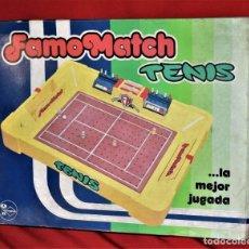 Juegos de mesa: FAMO MATCH JUEGO DE TENIS DE FAMOSA NUEVO A ESTRENAR. Lote 194630246