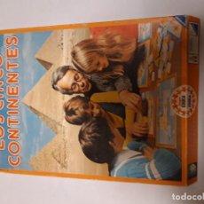 Juegos de mesa: LOS CINCO CONTINENTES JUEGO. Lote 194635283