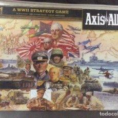 Juegos de mesa: AXIS Y ALLIES 1941 ESTRATEGIA JUEGO GAME BY LARRI HARRIS SEGUNDA GUERRA EN INGLES EN SUS BOLSAS. Lote 194653748