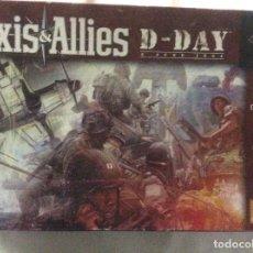 Juegos de mesa: JUEGO DE MESA AXIS & ALLIES D-DAY. AVALON HILL. Lote 194654877