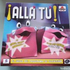 Jeux de table: JUEGO BORRAS. ALLÁ TU.. Lote 194707421