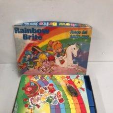 Juegos de mesa: RAINBOW BRITE - JUEGO DEL ARCO IRIS. Lote 194726673