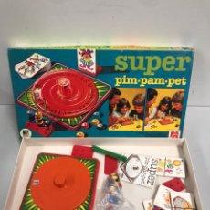 Juegos de mesa: JUEGO SUPER PIM.PAM.PET DE DISET S.A.. Lote 194737217