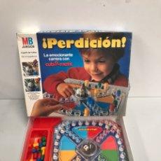 Juegos de mesa: PERDICIÓN - JUEGOS MB. Lote 194737297