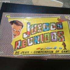 Juegos de mesa: ANTIGUO JUEGOS REUNIDOS GEYPER 45 DEL AÑO 1968. Lote 194737337
