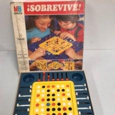 Juegos de mesa: SOBREVIVE - JUEGOS MB. Lote 194737621