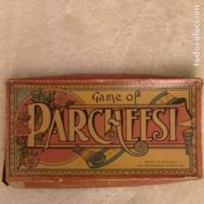 Juegos de mesa: GAME OF PARCHEESI-CANADA GAMES CO. 1917. Lote 194746457