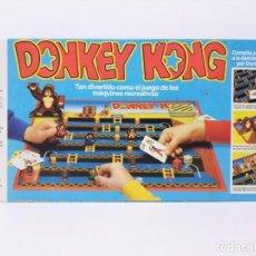 Juegos de mesa: DONKEY KONG MB JUEGOS INCOMPLETO PARA RECAMBIOS O SUSTITUCIONES. Lote 194754292