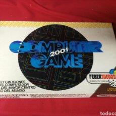 Juegos de mesa: COMPUTER GAME 2001. Lote 194873605