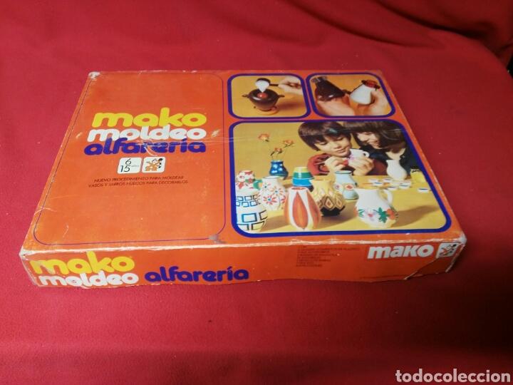 MAKO MOLDEO ALFARERIA (Juguetes - Juegos - Juegos de Mesa)