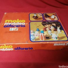 Juegos de mesa: MAKO MOLDEO ALFARERIA. Lote 194876295