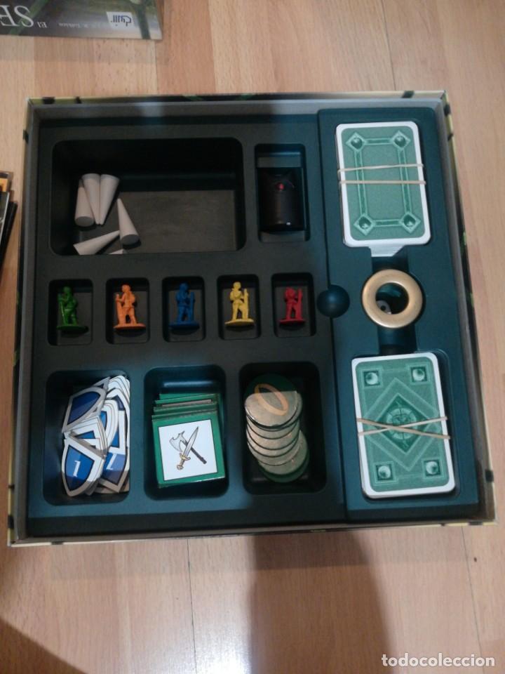 Juegos de mesa: Juego de mesa El señor de los anillos - Foto 2 - 194876983