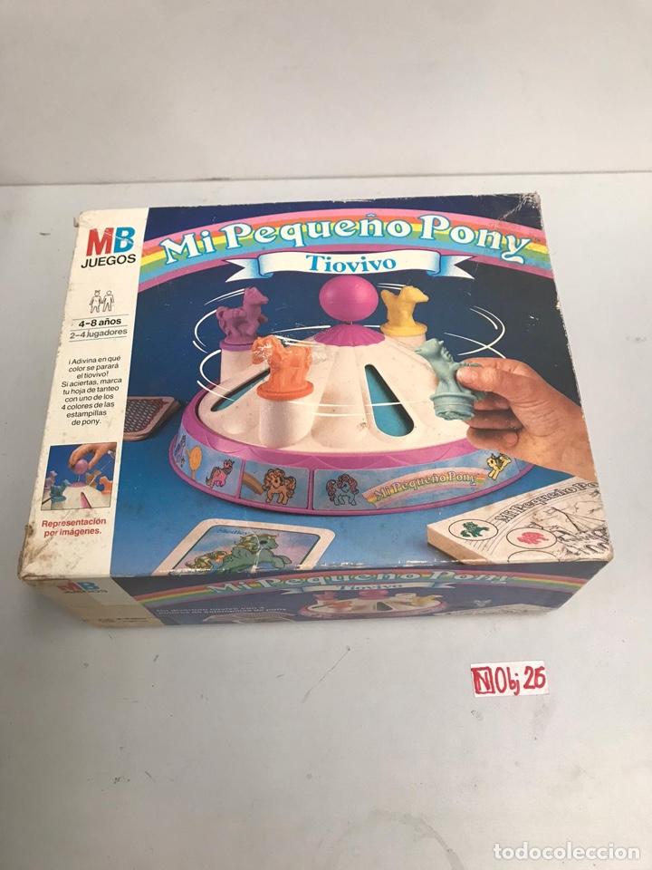 ME PEQUEÑO PONY (Juguetes - Juegos - Juegos de Mesa)